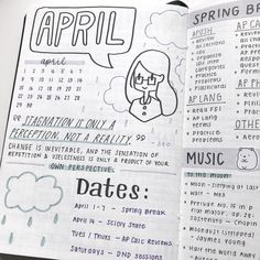 i honestly still can't believe that it's already april!! ap review season is here to stay :(((((( and spring break is almost over which is…