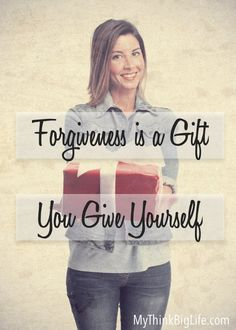 Forgiveness is a gift you give yourself and here is why you need to forgive. Understanding and practicing forgiveness is essential to your health and overall wellbeing. Learning to forgive will make you happier, more resilient, more attractive, and a stronger person who is able to have better relationships.