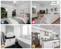 Which is your favourite room of the Wildflower 190?  Vote below! #stroudhomes #feelslikehome #stroudandproud #homedecor #house #design  Find out more about the Wildflower 190 click here: www.stroudhomes.com.au/home-builder-designs/wildflower-190/