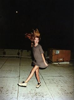 fashion rooftop, but in the day instead of night