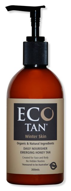 The best, most natural looking fake tan! Builds a natural looking tan gradually and works as a fab moisturiser! $29.95 www.peachyclean.com.au