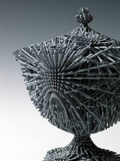 Sculpture, Objects and Functional Art Fair / Park Avenue Armory / 04.14-04.17 / 643 Park Avenue