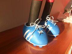 Botas de futbol fofuchas