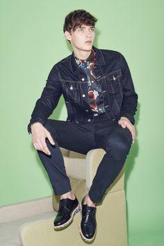 Paul & Joe Printemps 2016 Menswear - Collection - Galerie - Style.com