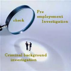 Background check companies offer an important and effective service when you are validating the personal and professional information furnished by prospective job seekers, business partners or even employers.