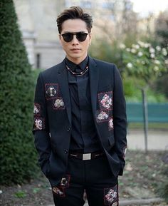 Tosaka Hiroomi [Dior Homme]