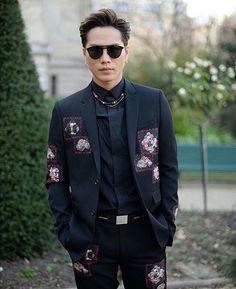Tosaka Hiroomi [Dior Homme]