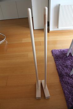 Here's a post on how to make Croquet mallets. Now I can see you thinking 'What the hell is Croquet' and I'm not an expert on the matter myself, but my…