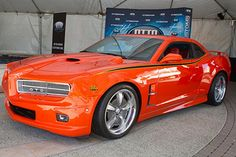 Judge Trans Am | 2010 Camaro-converted GTO Judge built by OT… | Flickr - Photo Sharing!