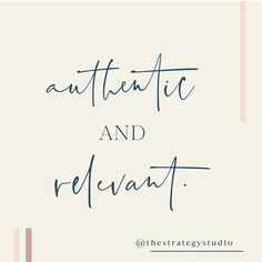 Are you tired of hearing the word authentic? I love what it stands for, but the word itself makes me cringe. So I've got a new word for you instead. New Words, Enough Is Enough, Cringe, Mood Boards, Tired, Motivation, Studio, My Love, How To Make