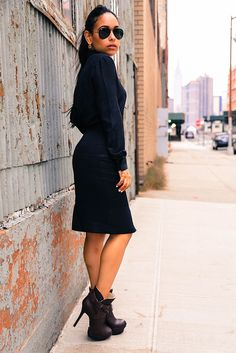 another twist to your workwear http://www.nytrendymoms.com/