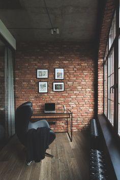 captvinvanity: Loft For A Lawyer | MARTINarchitects