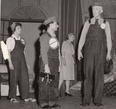 Skit from Faculty Show 1943 :: Archives & Special Collections Digital Images
