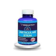 Articular Stem, 120 capsule, Herbagetica : Farmacia Tei online Spirulina, Metabolism, Seaweed
