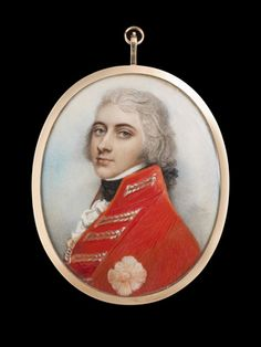 General Sir William Henry Pringle (b.c.1771-1840) by Andrew Plimer (1763-1837)
