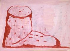 Philip Guston. Untitled, 1971, Oil on paper. © Estate of Philip Guston; image courtesy McKee Gallery, New York, NY