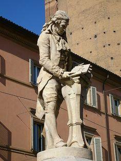 .. l'è piò fazil che Galvani al volta pagina... #bologna #natalefontanagioielli