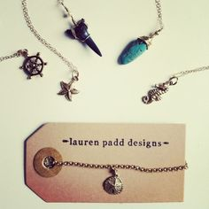 lovely simple jewelry packaging   laurel padd designs on etsy