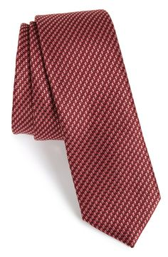 TopmanGeometric Pattern Tie