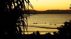 Byron Bay, sunset