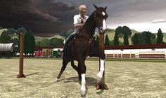 thesims3 pretty horses | The-Sims-3-Pets