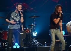 Brian Kelley and Tyler Hubbard of Florida Georgia Line . Country Boys Love, Country Men, Country Music, Florida Georgia Line Concert, Tyler Hubbard, Brian Kelley, Jake Owen, Boy Celebrities, Eric Church