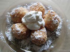 Süti és más...: Túrógombóc Minion, French Toast, Muffin, Breakfast, Food, Morning Coffee, Essen, Minions, Muffins