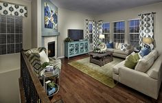 Devon New Home Plan In Heritage Todd Creek: The Masters Collection