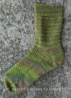 simple sock