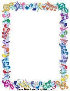 Printer Paper: Musical Notes | by TeachersParadise.com | Teacher Supplies & School Supplies