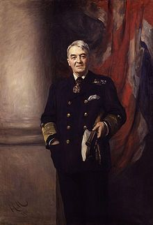Admiral John Arbuthnott 'Jacky' Fisher, architect of the transition of the Royal Navy from sailing ships to battleships to the most modern and dominant navy the world has ever seen, or will ever see.