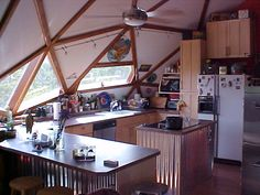 dome home photos, interior photos, more dome photos, pictures of dome homes, photographs of dome interiors, dome home interiors, dome interiors