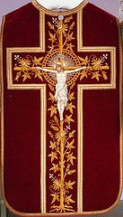 NEG008-09 (paramentica) Tags: embroidery neogothic chasuble vestment