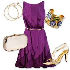 Love this dress This outfit would look amazing on my sister. I mean like wow she would rock this!