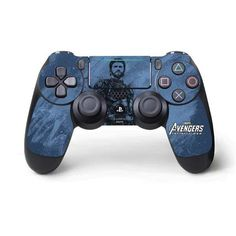 Personalize your Pro/Slim Controller with the Captain America Chroma Pro/Slim Controller Skin by Skinit. Buy the Marvel Captain America Chroma Pro/Slim Controller Skin online now. Ps4 Controller, Marvel Captain America, Showcase Design, Apple Products, Infinity War, Chris Evans, Playstation, Avengers, Sketch