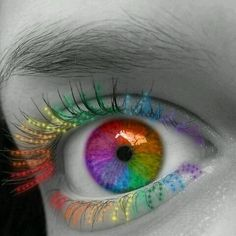 Colors of the rainbow - Nicely done :)