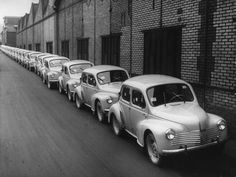 Renault 4 CV 1948 Maintenance of old vehicles: the material for new cogs/casters/gears/pads could be cast polyamide which I (Cast polyamide) can produce