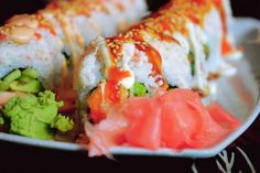 Sushi by Keet