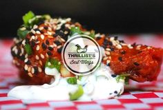 The top 8 chicken wings in Seattle