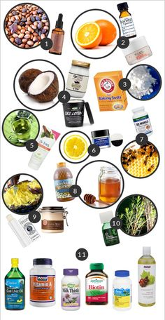 Your Guide to Natural Beauty Ingredients  (if it works just as good as $$$ products..count me in..ph)  For some of the best natural beauty and anti ageing products made with care and integrity, check out http://www.royalsiam.asia