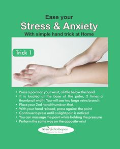 Stress affects the entire body and can cause many health problems, so try to control your stress with some ticks at home or shop for stress management products @ayurvedicshopon.com #ayurvedicshopon #herbalproducts #healthtips #homeremedies