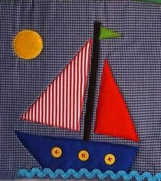 58 Ideas for quilting for boys children 58 ideas para acolchar para niños niños Quilt Baby, Baby Quilt Patterns, Boy Quilts, Applique Patterns, Applique Designs, Baby Applique, Machine Embroidery Applique, Applique Quilts, Hand Embroidery