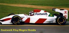 1993 Footwork Arrows FA14 - Mugen (Aguri Suzuki)