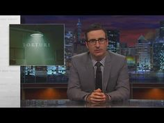 Let John Oliver and Helen Mirren Convince You to Finally Read America's Damning Torture Report | Mother Jones
