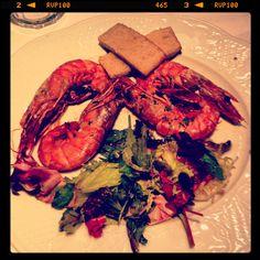 Great dinner in Barcelona