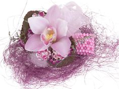 Welcome to Flower School Prom Corsage And Boutonniere, Corsage Wedding, Wrist Corsage, Boutonnieres, Prom Flowers, Love Flowers, Wedding Flowers, Wedding Stuff, Floral Design School