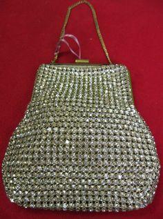 """Deco """"1,000 Stone"""" Evening Bag - $95"""