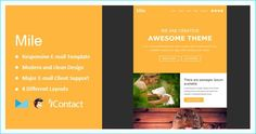 30 Best Responsive Email Marketing Templates