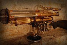 Steampunk Portal Gun (Picture 13/18)