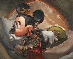 Greg McCullough Disney Fine Artist. http://disneyparksmerchandise.com/events/artist-showcase-with-greg-mccullough-2/?instance_id=